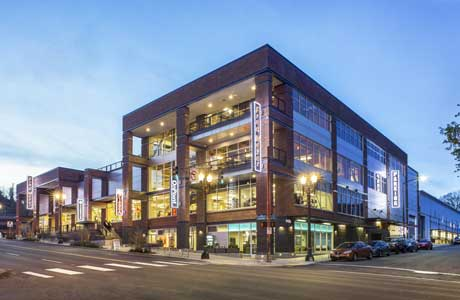 Mackenzie Wins Retail Project of the Year for Stadium Fred Meyer