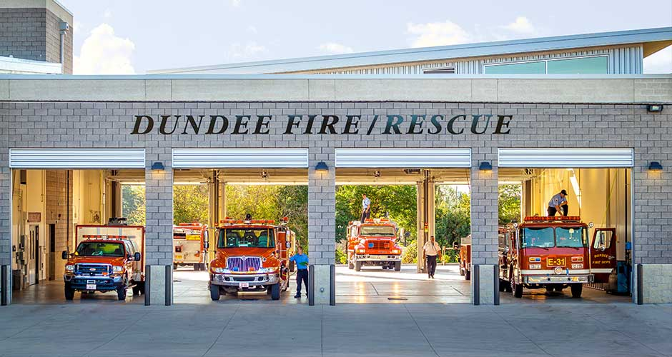 Dundee Fire Station
