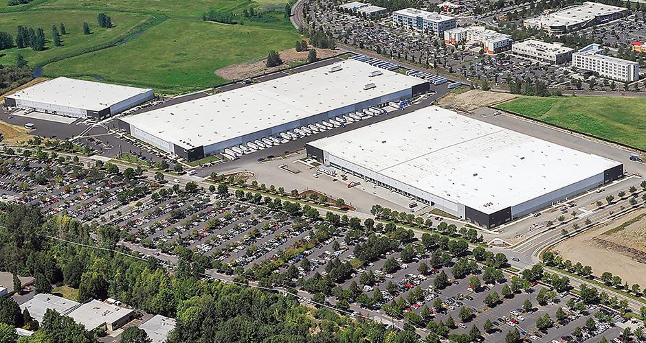 PDX Logistics Center