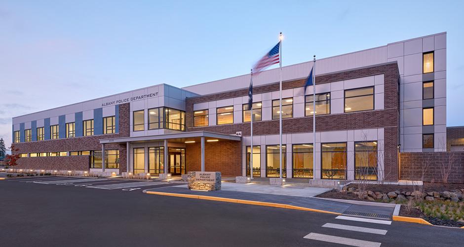 Albany Policing Facility