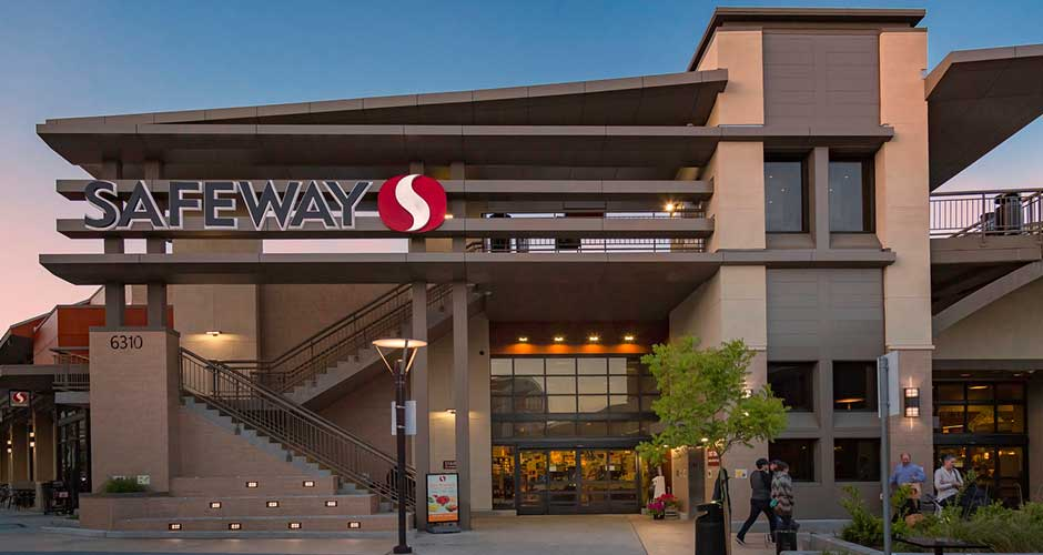 Safeway Claremont and College