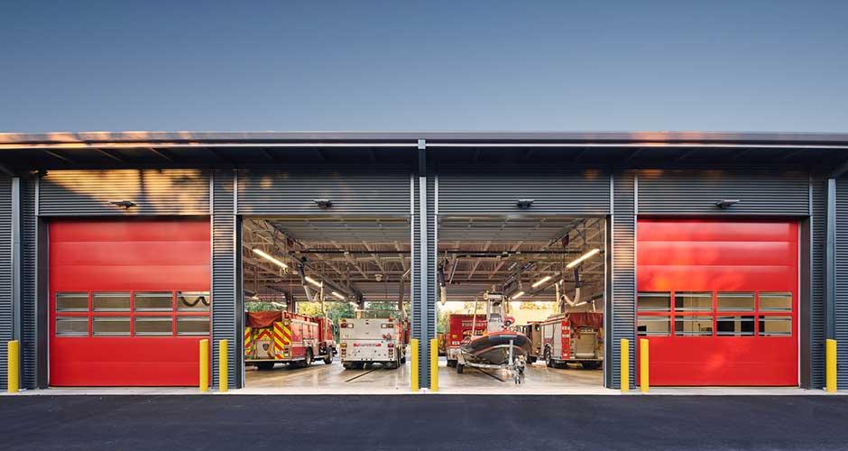 Bainbridge Island Fire Station 21