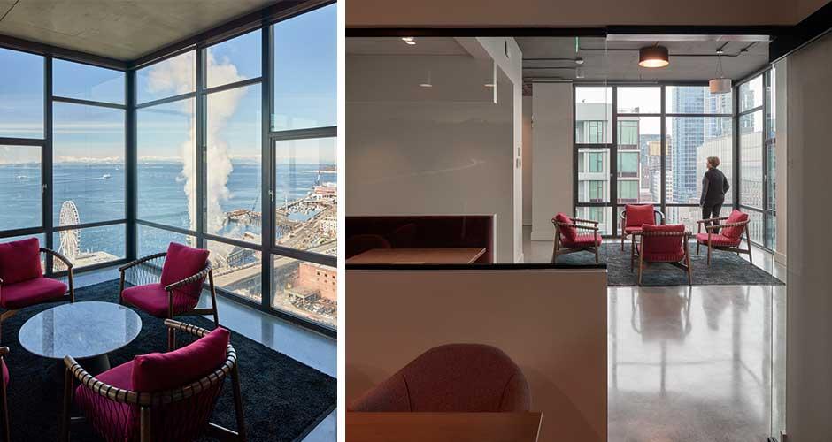 Harbor Steps - Lobby & Penthouse