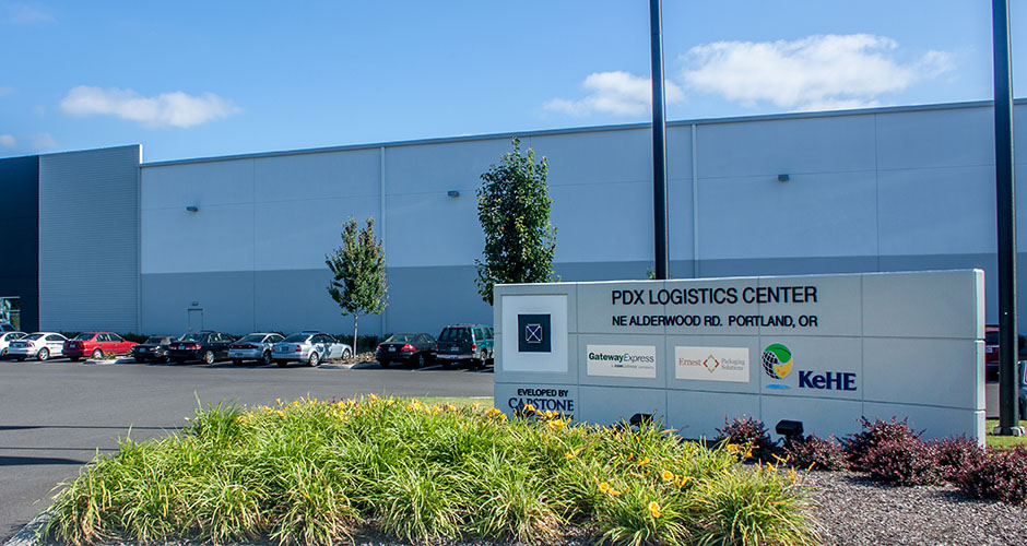 PDX Logistics Center