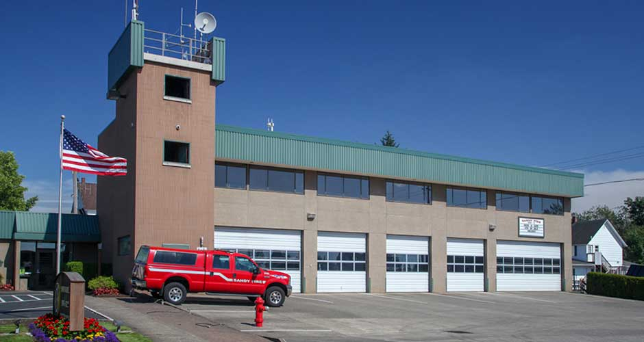 Sandy Fire District Main Station
