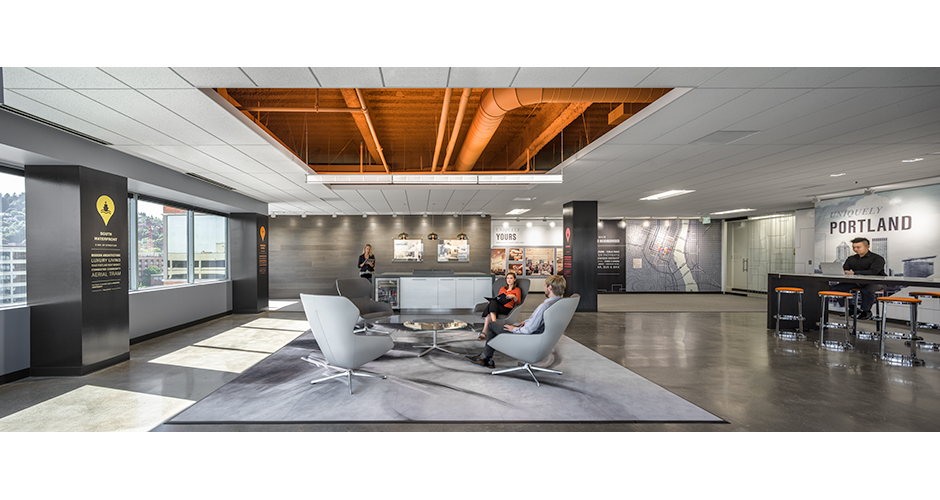 KOIN Tower Leasing Center