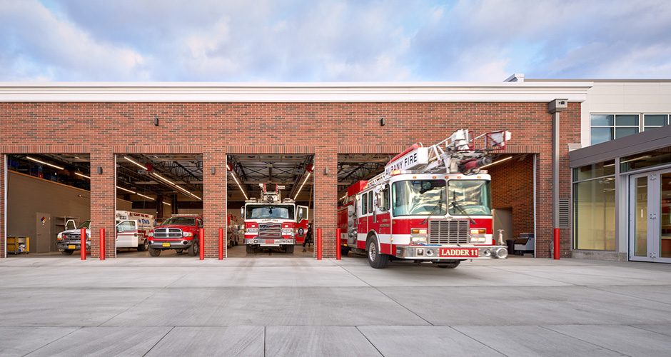 Albany Fire Station