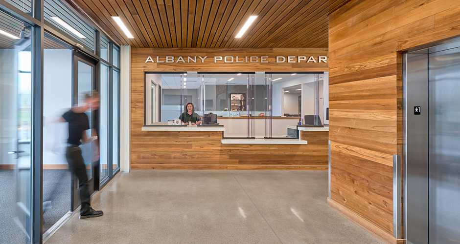 Albany Policing Facility
