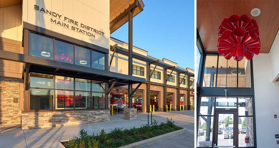 Sandy Fire District Main Station