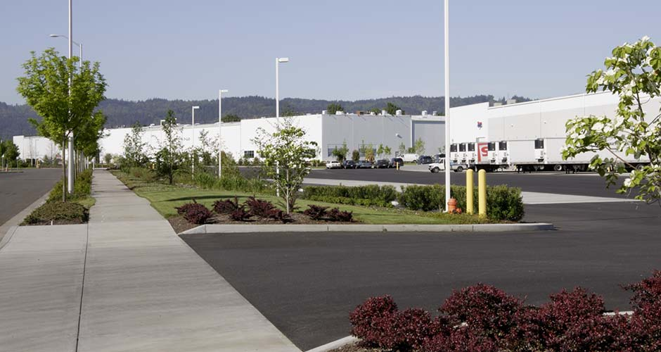 Bybee Lake Logistics Center