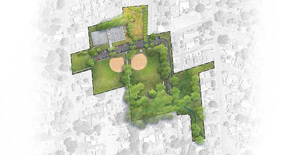 Campbell Park Master Plan