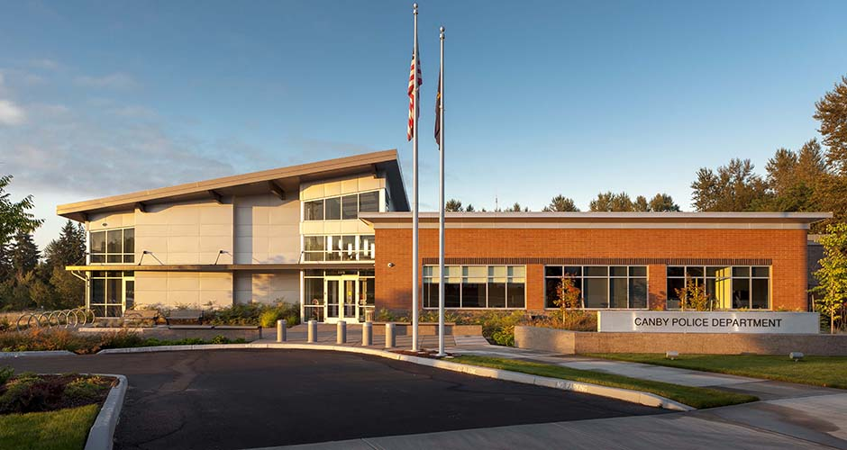 Canby Police Station