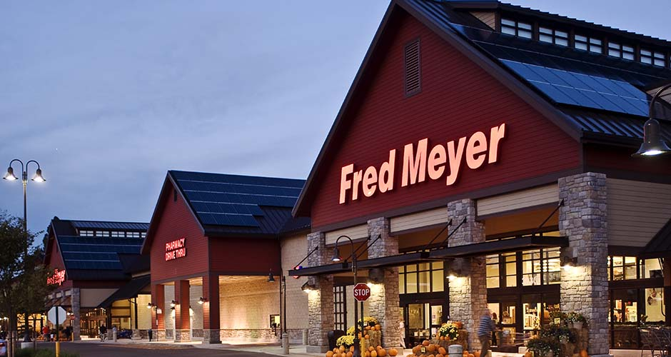 Fred Meyer Prototype Rollout