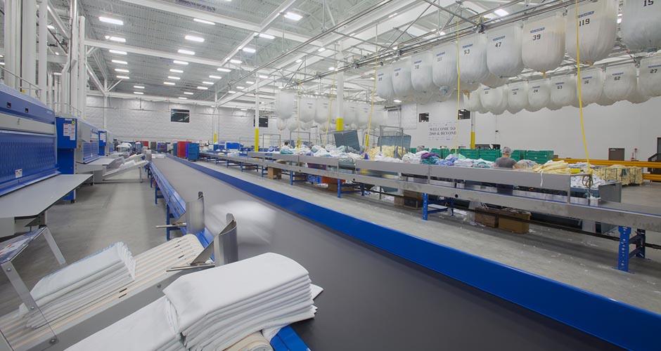 HCSA Laundry Facility