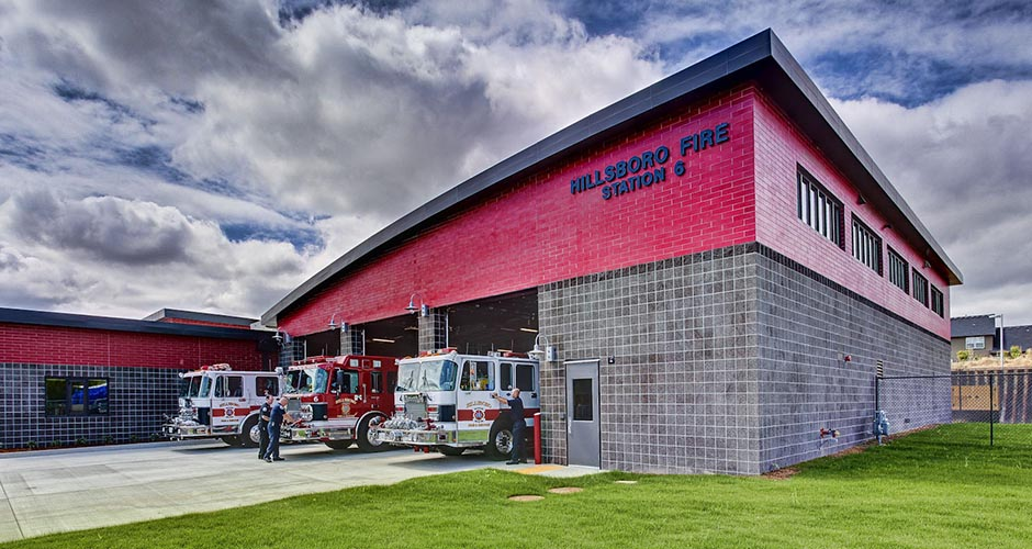 Hillsboro Fire Stations