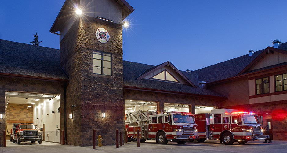 Hood River Fire Station
