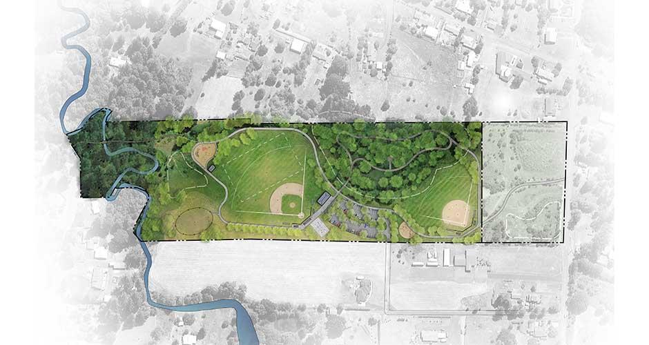 Millard Park Master Plan