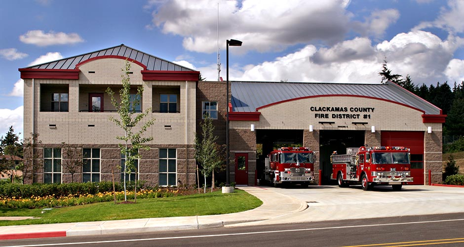 Mt. Scott Fire Station