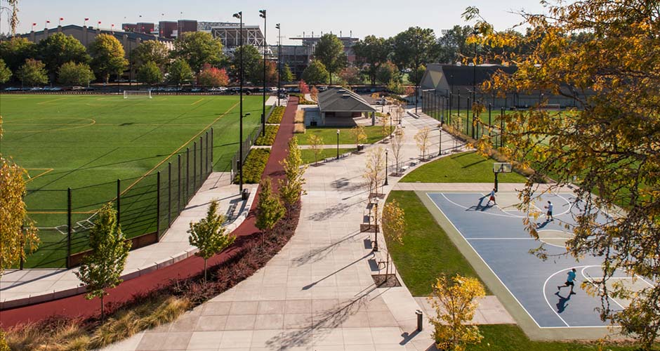 Oregon State University Student Legacy Park