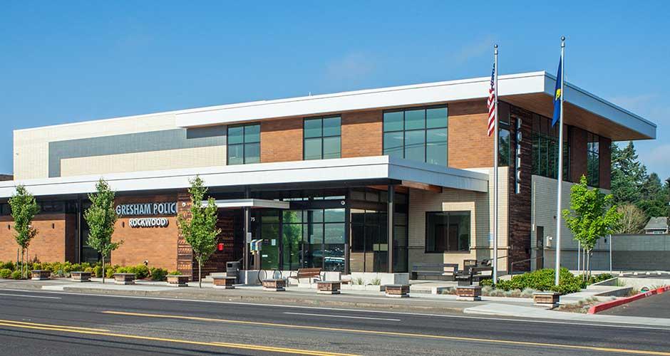 Rockwood Public Safety Facility
