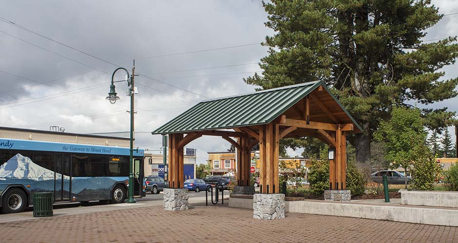 Sandy Transit Center