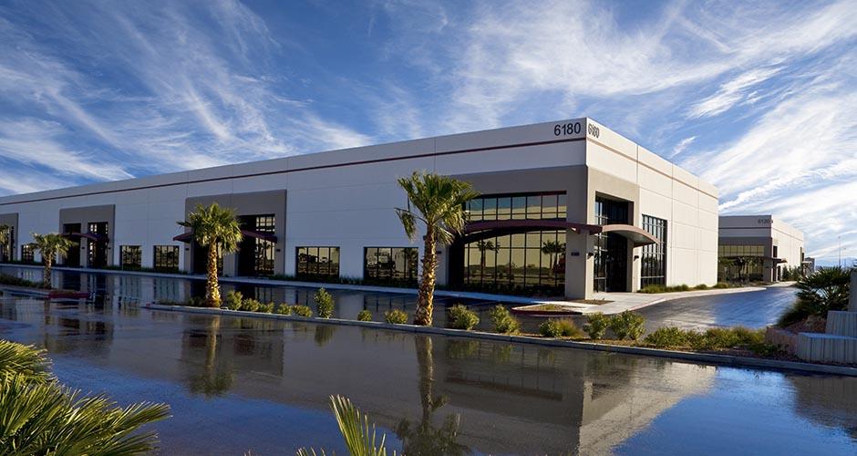 Speedway Commerce Center