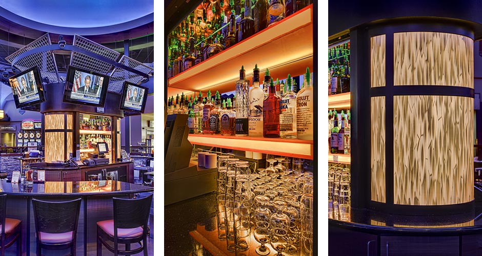 Spirit Mountain Casino Mountain View Sports Bar