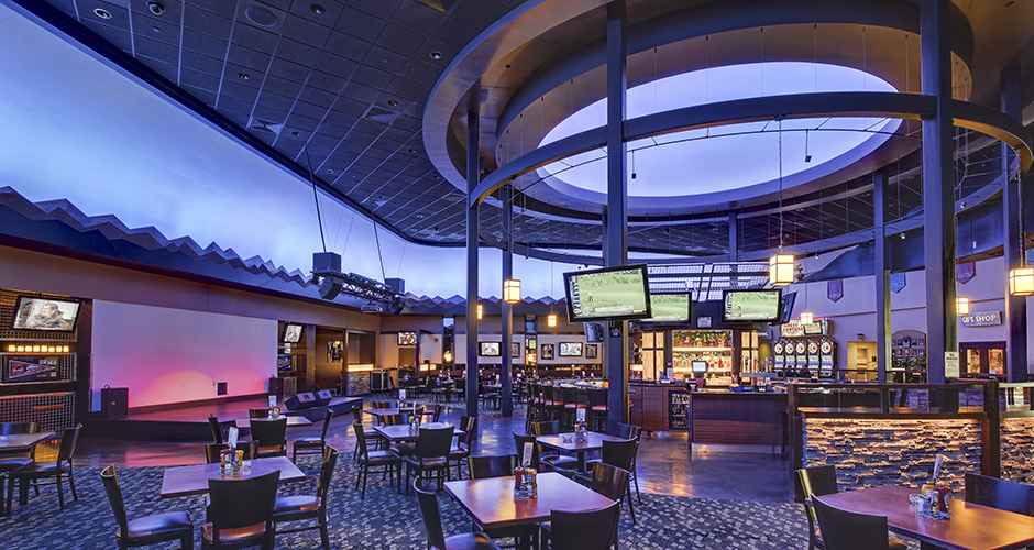 Spirit Mountain Casino Mountain View Sports Bar