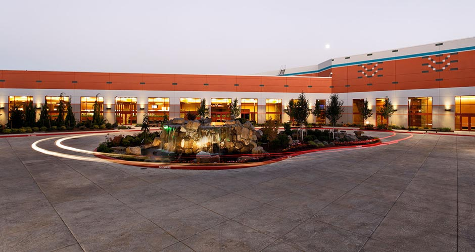Spirit Mountain Casino South Expansion