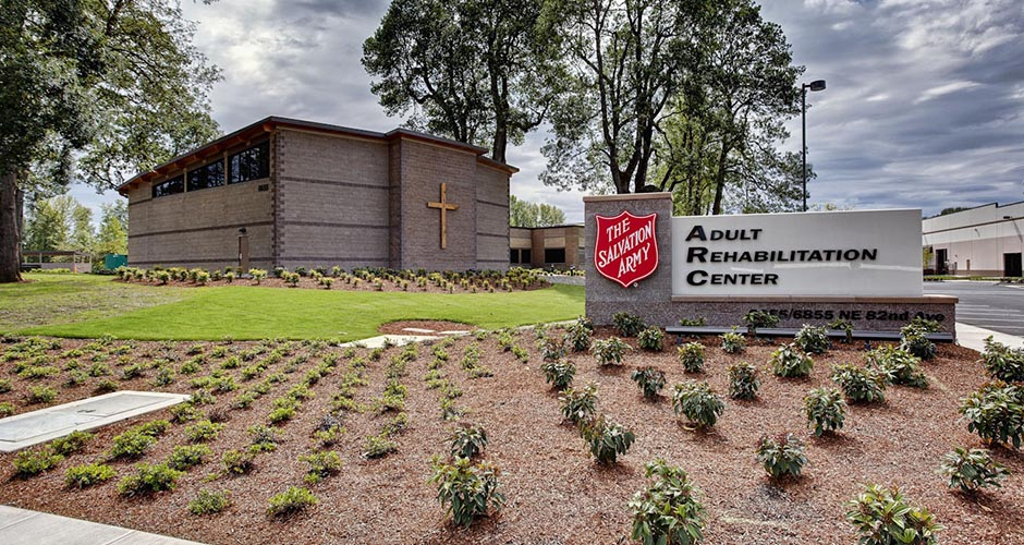 The Salvation Army 82nd Avenue ARC