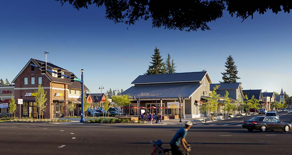 Wilsonville Old Town Square